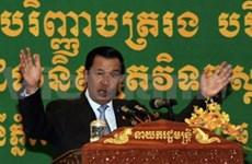 柬埔寨:执政党与反对党领导就政治争议达成初步协议