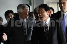 日本与菲律宾同意加强海上安全合作关系