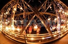2014年顺化文化节给国内外游客留下深刻印象