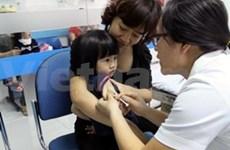 越南全国各地积极展开麻疹病防控工作