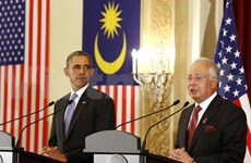 马来西亚和美国将双边关系提升到全面伙伴关系