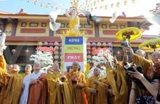 2014年第十一届卫塞节即将举行