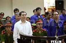 越南航海总公司贪污案:保留杨志勇和梅文福被告的死刑判决