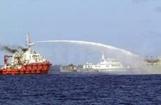 美国各参议院发表声明指责中国使东海紧张局势加剧