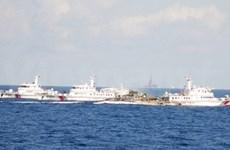越南原国家副主席:中国试图霸占整个东海海域
