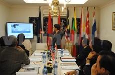 东盟驻南非委员会就东海形势召开会议