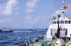 要求中国遵守国际法 将钻井平台撤出越南海域