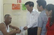 越南河静省永昂经济区的一切活动已恢复正常
