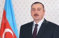 阿塞拜疆共和国总统对越南进行国事访问