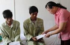 越南广义省支持渔民靠海谋生