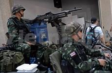 泰国军方宣布在全国范围内实施戒严