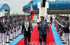 阮晋勇总理赴菲律宾出席世界经济论坛东亚峰会