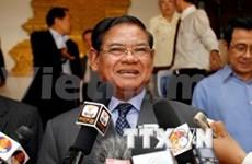 柬埔寨执政党人民党愿与反对党救国党展开对话