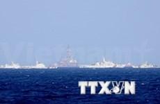 以探油为由中国正在加油烧毁东海和平