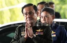 """泰""""维和委""""主席巴育承诺提名临时政府总理及组阁"""