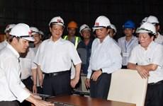 阮晋勇总理:国会大厦项目必须如期完成