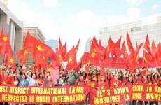 越南驻比利时大使呼吁各国反对中国在东海的非法行为