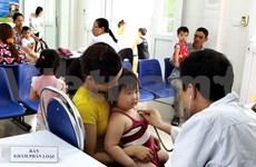 河内市麻疹疫情已脱离高峰期