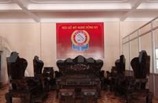 越南北宁省的同忌木器手工艺村