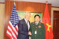 越南国防部长:世界多国希望与越南加强防务合作