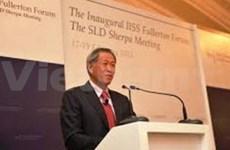 新加坡国防部长:亚洲缺乏预防战争的机制