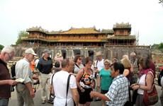 越南承天顺化省接待游客量保持增长势头