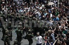 泰国军政府提出政治和解三阶段方案
