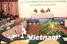 东盟分享关于粮食安全和营养信息