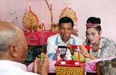 越南南部高棉人的婚礼