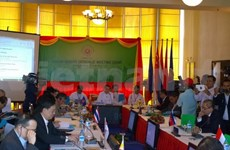 越南外交部副部长范光荣率团出席东盟系列会议