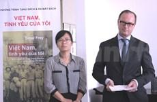 《越南——我的爱》一书亮相公众