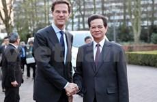 越南与荷兰推动两国合作关系深入发展