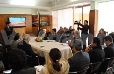 越南驻南非大使馆举行东海局势研讨会