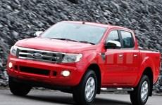 2014年前5个月越南进口汽车销售量增长75%