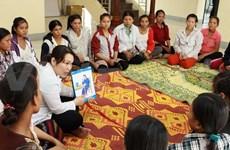 越南注重性别平等与妇女进步促进工作