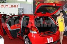 2014 年第十一届越南国际汽车与摩托车工业博览会拉开序幕