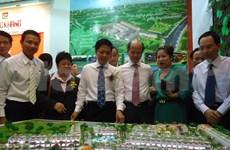 2014年越南胡志明市国际建材展拉开序幕