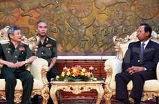 越南与柬埔寨加强情报领域合作