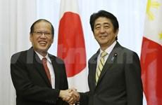 菲律宾和日本强调使用法律来解决争端的必要性