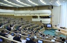 俄罗斯联邦委员会支持通过和平方式解决亚洲争端