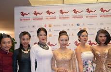越南电影节在法国圣马洛市举行