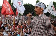 印尼总统大选今日举行