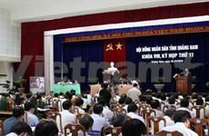 越南政府副总理阮春福:广南省应主动融入国际社会