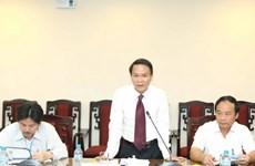 越通社与其驻外代表机构促进合作 加强对外宣传工作