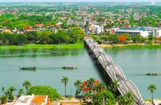 越南承天顺化省力争建成具有特征的生态城市