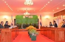 柬埔寨人民党和救国党达成化解政治僵局的协议
