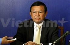 柬埔寨执政党与反对党将展开谈判