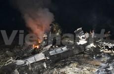 东盟-欧盟强烈谴责马航MH17客机坠毁事件