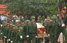越南积极搜寻归宿在柬牺牲的越南志愿军烈士遗骸