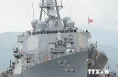 """新加坡与美国举行第20次""""卡拉特""""联合军演"""